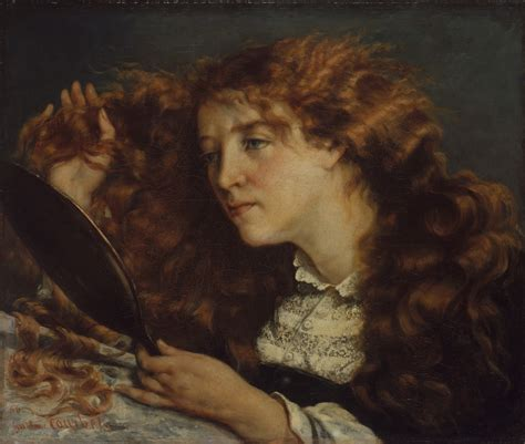 courbet biography artist gustave courbet