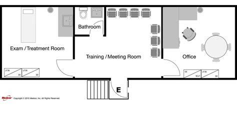 mobile clinic floor plan construction clinics mobile units onsite clinics medor
