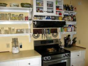 kitchen shelves instead of cabinets the virtuous wife my kitchen