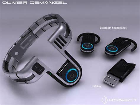 design gadgets a futuristic gadget design konect tokyo usb concept watch