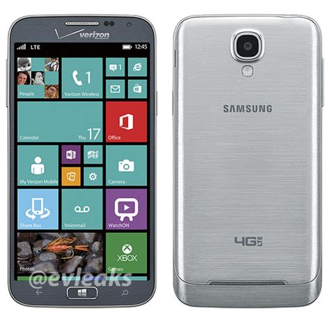 Samsung Windows samsung ativ se image leaked windows phone 8 1 device destined for verizon windows central