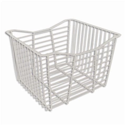 closetmaid selectives 16 in white closetmaid 30 in h drawer kit with 4 wire baskets 6201
