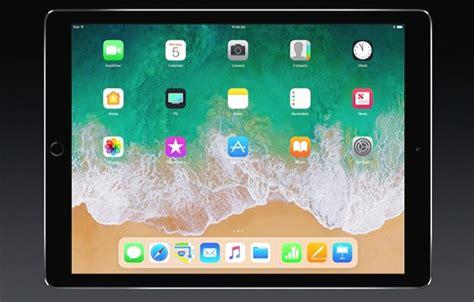 ios iphone ipad ios view wwdc 2017 ios 11 brings dock and new multitasking to ipad