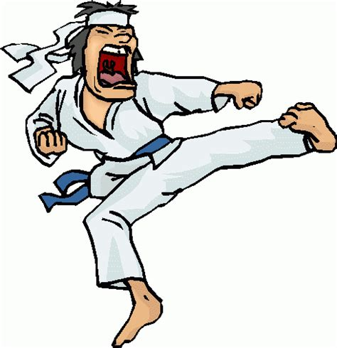 karate clipart martial arts clip cliparts co