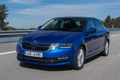new skoda new skoda octavia 2017 facelift review pictures auto