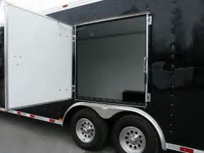 Car Tires On Enclosed Trailer Chion Enclosed Car Trailers Homesteader Trailers