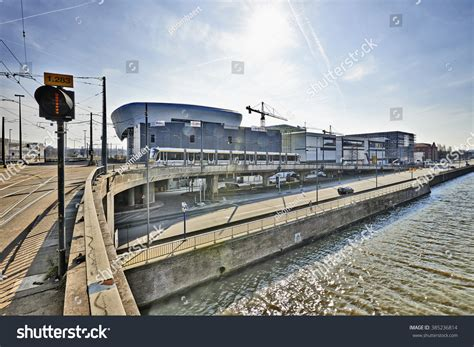 view from the bridge the economist brussels belgium february 28 2016 view on docks