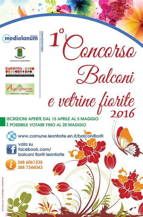 concorso balconi fioriti comune di leonforte 187 1 176 concorso balconi e vetrine fiorite