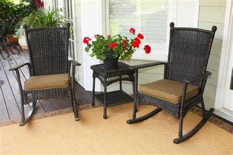 Outdoor Wicker Rocking Chairs Discount Outdoor Chair