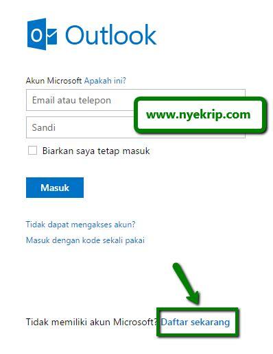 membuat email baru di hotmail cara membuat email baru yahoo gmail dan hotmail jurnal