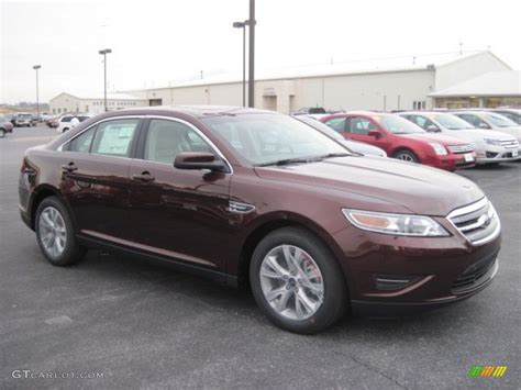 taurus colors 2012 cinnamon metallic ford taurus sel 56514123