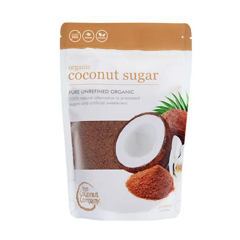 Coconut Sugar Organic by Organic Coconut Sugar The Coconut Company