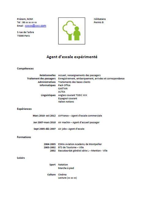 Créer Un Modèle De Lettre Word 2010 Resume Format Lettre Pr 233 Sentation Cv 233 Tudiant Exemple