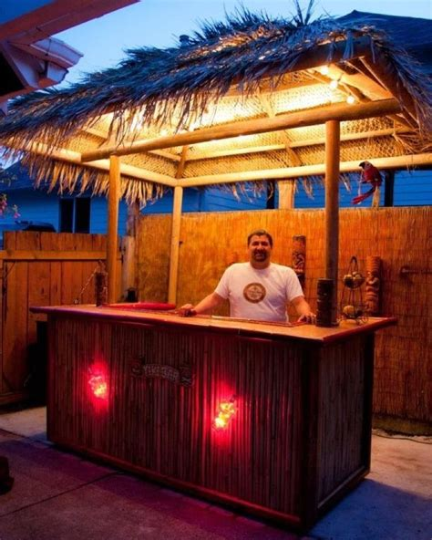 tiki bar top 104 best hawaiian tiki patio images on pinterest