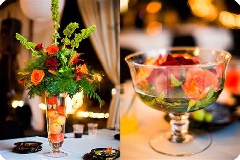 17 Best Images About Fall Wedding Centerpiece Ideas On Fall Themed Centerpieces