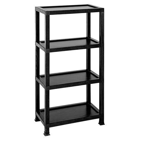 4 shelf bookcase black upc 819767011668 westminster 4 shelf eco bookcase and