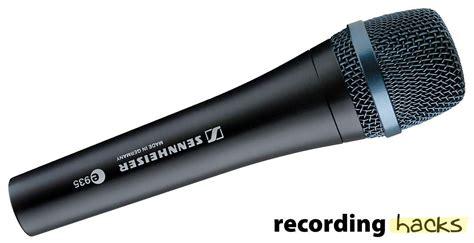 Microhone Mic Kabel Sennheiser E 945 935 sennheiser electronics corporation e 935 recordinghacks