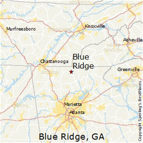 Ga Blue best places to live in blue ridge