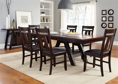 buy lawson casual dining room set by liberty from www