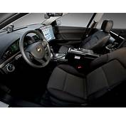 2011 Chevrolet Caprice Police Car  Interior And Dashboard