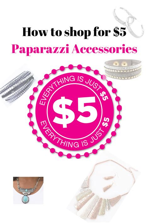 shopping for accessories how to shop paparazzi accessories paparazzi 5 jewelry join or shop
