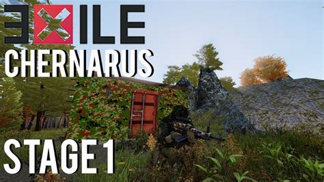 home and exile series 1 arma 3 exile mod series 7 part 4 base stage 1