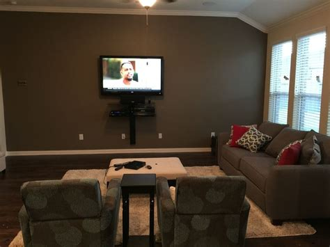 sherwin williams virtual taupe house pinterest tv