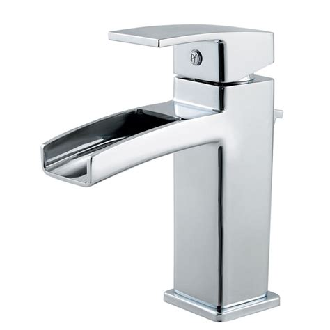 Uberhaus Shower Faucet Installation by Price Pfister Quot Kamato Quot Lavatory Faucet Polished Chrome