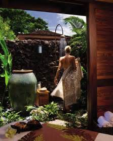 best outdoor shower world s steamiest outdoor showers picture photos world s best outdoor showers and baths abc