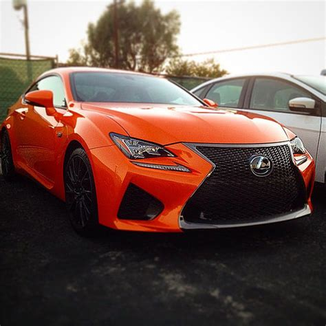 rcf lexus orange 2015 lexus rcf lexus lexusrcf toyota orange granturis
