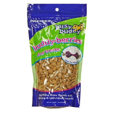 Buddy S Kitchen Treats by Busy Buddy Treats Berries 187 Cryptopet Bitcoin Ethereum
