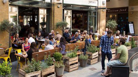 Best al fresco dining in London   Restaurant   visitlondon.com
