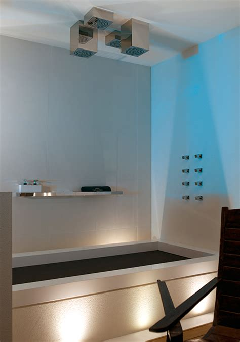 spa like bathroom ideas spa like bathroom ideas by gessi segni showerheads