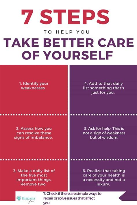 7 Tips On Taking Care Of Your by 7 Steps To Take Better Care Of Yourself And Your Smile