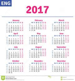 Austria Calendrier 2018 Calendar 2017 Stock Vector Image Of Desktop