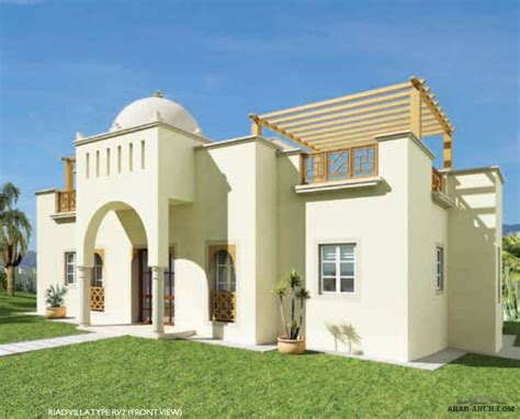 Townhouse Floor Plans بيوت مغربية حديثه مخطط الادوار مشروع The Fairways Riad