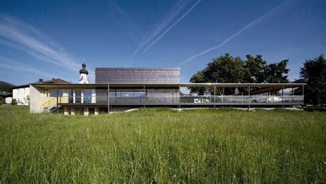werkstatt architektur musikprobelokal sch 252 tzenheim natters gsottbauer