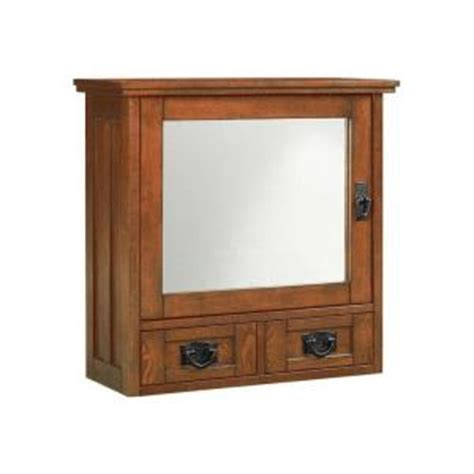 Glass Cabinet Doors Home Depot Home Decorators Collection Artisan 23 1 2 In W Wall Cabinet With Glass Doors In Light Oak