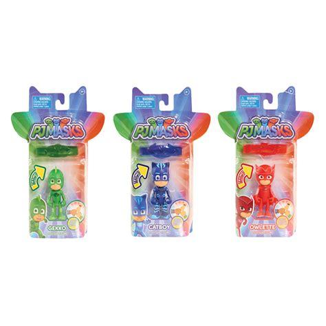 Pj Masks Light Up Figure With Bracelet Owlette light up figures with wristband from pj masks wwsm