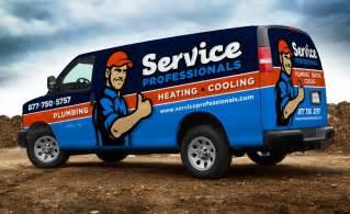 Plumbing Union Nj by Plumbing Wraps Truck Wrap And Fleet Branding For A