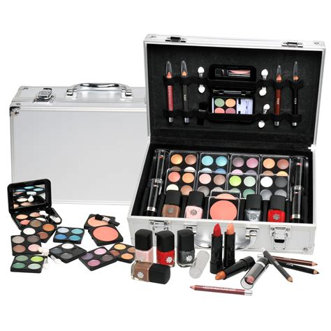 Box Make Up Professional Vanity Cosmetic Make Up Box