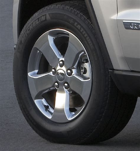 Jeep Grand 18 Wheels Jeep Grand 18 Quot Factory Grand Wheels With