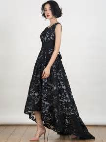 romantic lace high low dress ideas for fashionary girls
