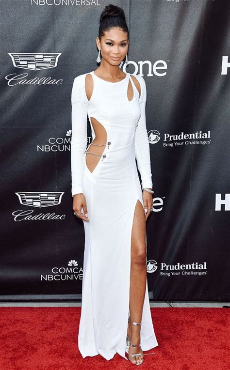 chanel iman star sign chanel iman from the best of the red carpet pinterest