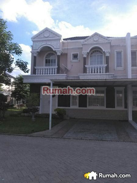Rumah Sing Green Lake City rumah mewah lt 259m2 furnish di green lake city