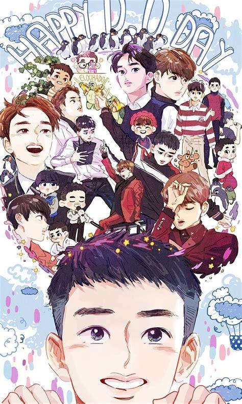 anime do kyungsoo exo 2016 d o s birthday exo d o exo exo