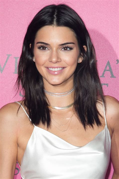 Finger Waves Black Hairstyles Kendall Jenner by 33 Best Medium Hairstyles With Shoulder