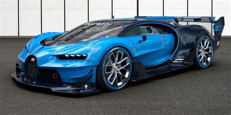 Bugatti Chiron Unwrapped at 2016 Geneva Motor Show