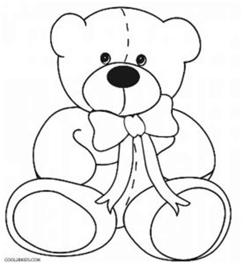 big teddy bear coloring page printable teddy bear coloring pages for kids cool2bkids