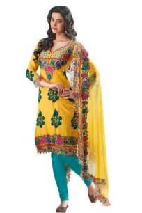 Mirror Nightstands Designer Dress Material